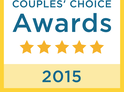 WeddingWire Couple's Choice Awards 2015 Badge